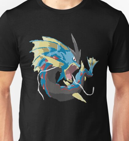 Derek's Mega Gyarados (No outline) T-Shirt