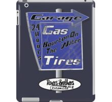 Cotswolds garage by Rogers Brothers iPad Case/Skin
