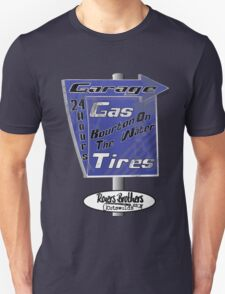 Cotswolds garage by Rogers Brothers T-Shirt