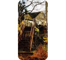 Wissahickon Watershed HQ iPhone Case/Skin