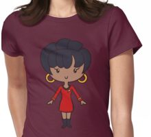Uhura - Lil' CutiE Womens Fitted T-Shirt