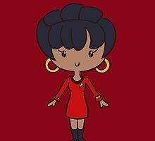 Uhura - Lil' CutiE by Ellador