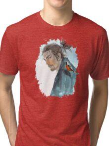 Vagabond - Musashi Miyamoto Tri-blend T-Shirt