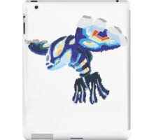 Becca's Primal Kyogre (No outline) iPad Case/Skin