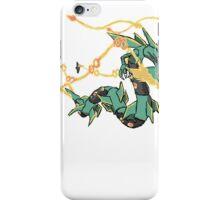 Owain's Mega Rayquaza iPhone Case/Skin