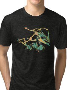 Owain's Mega Rayquaza Tri-blend T-Shirt