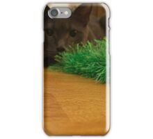 A Playful Game iPhone Case/Skin