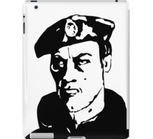 THE GREAT REMOVER iPad Case/Skin