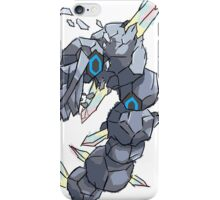 Becca's Mega Steelix iPhone Case/Skin