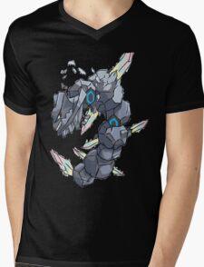 Becca's Mega Steelix Mens V-Neck T-Shirt