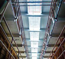 Alcatraz Prison Cells by Reese Ferrier