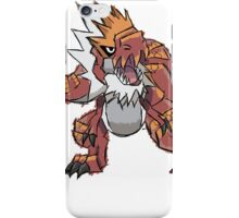 Derek's Tyrantrum iPhone Case/Skin