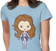 Jennifer Parker - Lil' CutiE Womens Fitted T-Shirt