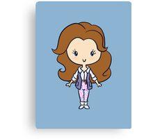 Jennifer Parker - Lil' CutiE Canvas Print