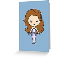 Jennifer Parker - Lil' CutiE Greeting Card
