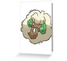 Ben's Whimsicott Greeting Card
