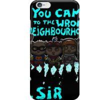 The Thug Life iPhone Case/Skin