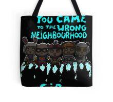 The Thug Life Tote Bag