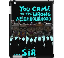 The Thug Life iPad Case/Skin