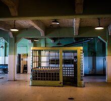 Alcatraz Prison Watch by Reese Ferrier