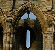 Whitby Abbey x7 by JoCr