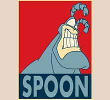 "The Tick SPOON- ""Hope"" Poster Parody Unisex T-Shirt"