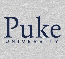 Duke Puke University by SOVART69