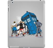 TIME CRASH iPad Case/Skin