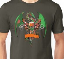Beer and Ale Dragon Unisex T-Shirt