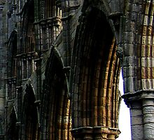 Whitby Abbey x10 by JoCr