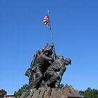 Iwo Jima Monument by DLR4