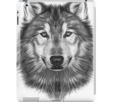 Wolf Head iPad Case/Skin