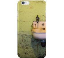 Alcatraz Prison Cell Sink iPhone Case/Skin