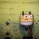 Alcatraz Prison Cell Sink by Reese Ferrier