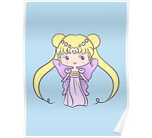 Little Moon Princess Poster