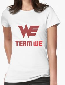 Team World Elite Womens Fitted T-Shirt