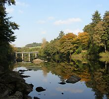 Crook o' Lune, Caton by Gill Lane