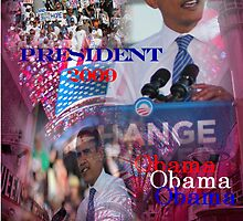 Welcome Mr. President!  by Rita  H. Ireland