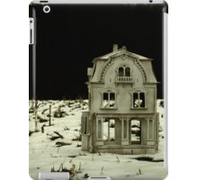 This House, Once A Home iPad Case/Skin