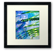 Light and Spring.  Framed Print
