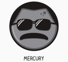 Mercury by Burgernator