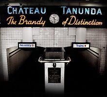 chateau tununda by Anthony Mancuso