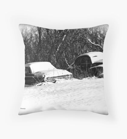 ~ Low Riders From Out of The Past ~ Throw Pillow