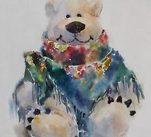 Fashion bear by Oldfashioned