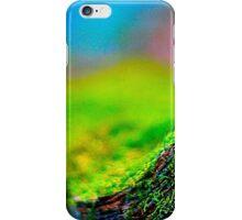 Mossy Wood iPhone Case/Skin
