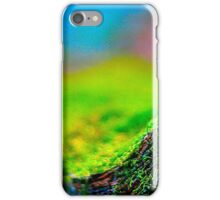 Mossy Wood iPhone Case/Skin