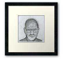 Walter One Framed Print
