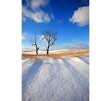 A Beautiful Winter's Day Photographic Print
