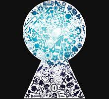 Kingdom Keyhole (blue) T-Shirt