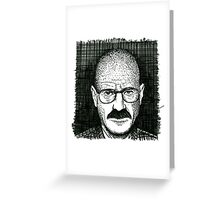 Walter Two Greeting Card
